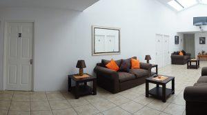 The Blue Lantern Hotel Lounge