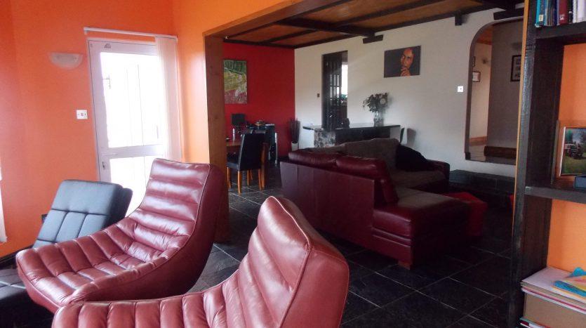 Property Lounge area