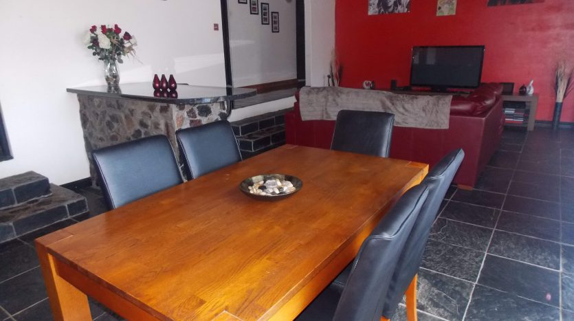 Property dinning area